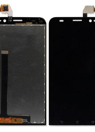 Дисплей для Asus ZenFone 2 (ZE550ML) с сенсором (Black)