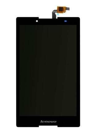 Дисплей для Lenovo Tab 2 A8-50LC с сенсором (Black)