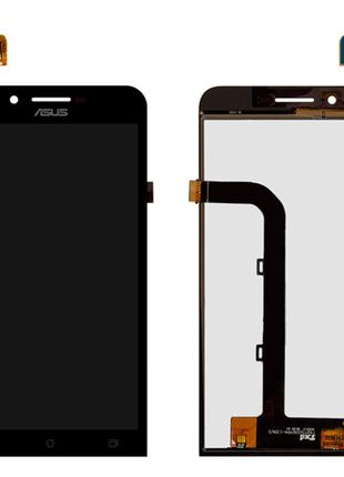 Дисплей для Asus ZenFone Go (ZC500TG) с сенсором (Black)