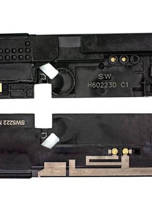Звуковой динамик для Sony E2303 Xperia M4 Aqua в рамке (Black)
