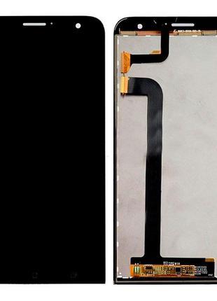 Дисплей для Asus ZenFone 2 Laser (ZE551KL) с сенсором (Black)
