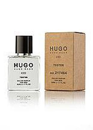 Мужская Туалетная вода Хьюго Босс Hugo Iced 50 ML TESTER
