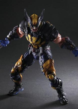 Росомаха Wolverineигрушка фигуркаМарвел