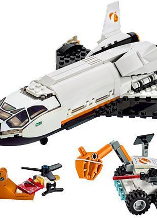 Конструктор LEGO City Космический корабль для исследования Мар...