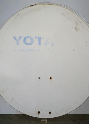 Б/У Тарелка спутниковая Yota 80 см. Спутниковая антенна Yota п...