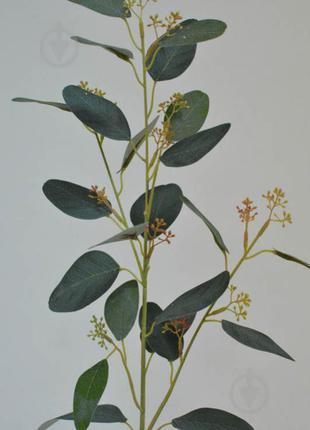 Растение искусственное Цветок искусственный Эвкалипт зеленый