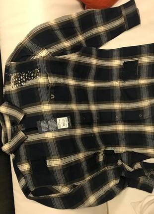 Мужская рубашка True Religion, 100% оригинал