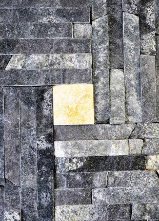 Камень KLVIV сланец Черное море Болгарии 30 мм 0,5 кв.м