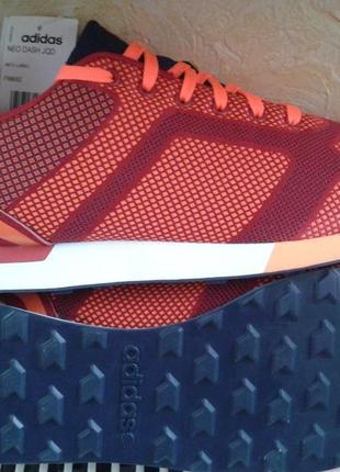 Кроссовки adidas neo dash jacquard eqt support ultra boost jog...