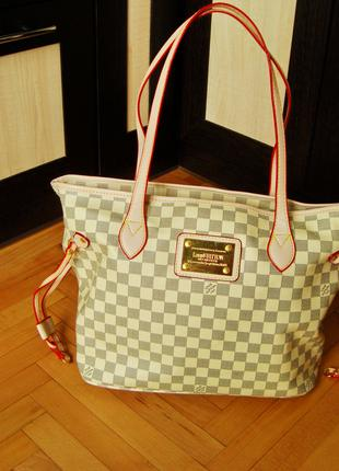 Louis Vuitton Neverfull, сумка.