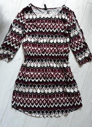 Платье в стиле бохо, этно.