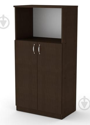 Книжный шкаф Компанит КШ-15 венге