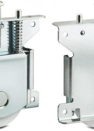 Комплект роликов для механизма шкафов-купе Новатор 890 4 шт. 9...