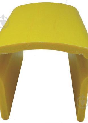 Поручень композитный полимерный (стеклопластиковый) 60х50х5 мм...