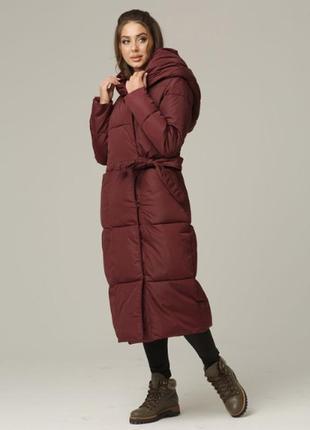 Пальто-куртка на синтепоне! зима!