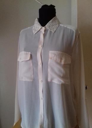 Рубашка блузка)abercrombie fitch