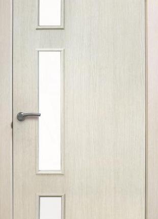 Дверное полотно ОМиС Соло ПО 800 мм сосна сицилия
