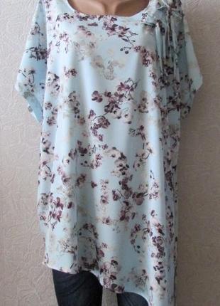 Платье туника моника, большой размер!