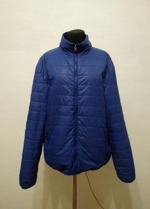 Стильная легкая куртка большого размера