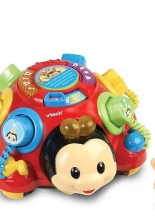 Музыкальная обучающая игрушка Волшебный ларец. Развивающая игр...