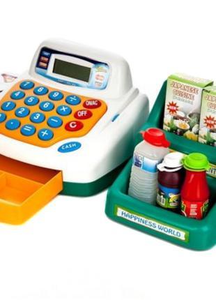 """Детский игровой набор Joy Toy """"Кассовый аппарат"""" со звуковыми ..."""