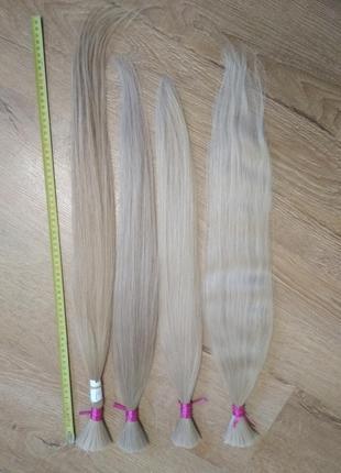славянские натуральные волосы, блонд