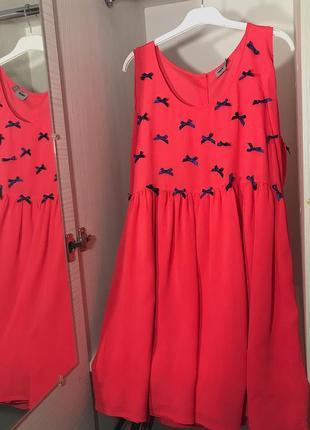 Платье asos с открытыми плечами