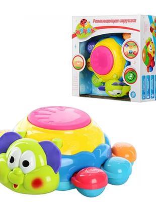 Развивающая детская музыкальная игрушка A Toys Жук