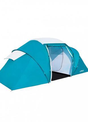 Палатка Family Ground 4 (4-х местная) туристическая Bestway 68093