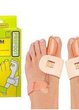 Фиксатор ортопедический для большого пальца ноги Goodnight Bunion