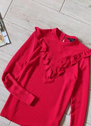 Красивая фактурная блуза блузка