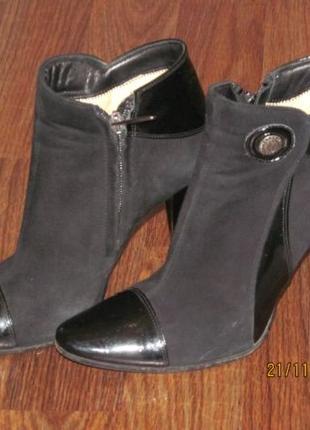 Женские ботинки полуботинки ,23,5 см