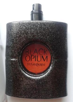 90 мл оригинал yves saint laurent black opıum