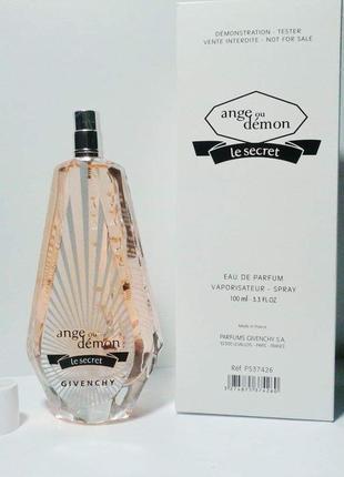 100 мл оригинал парфюмерная вода givenchy ange ou demon le sec...