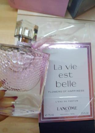 ❗оригинал ❗100 мл новинка lancome la vie est belle flowers of ...