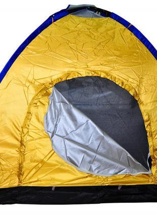 Палатка туристическая летняя 2-х местная