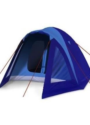 Палатка туристическая 4-х местная летняя Coleman