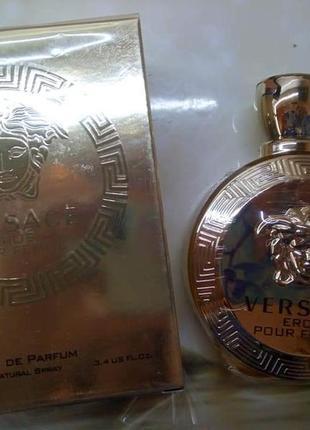 ❗оригинал ❗100 мл versace eros pour femme парфюмерная вода