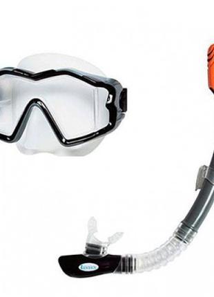 Набор маска трубка Intex
