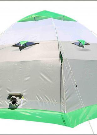 Зимняя зеленая палатка Лотос «LOTOS 3»