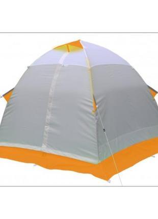Зимняя оранжевая палатка Лотос «LOTOS 2»