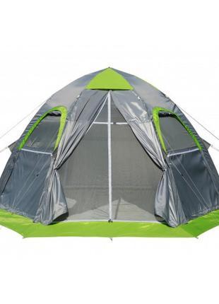 Зимняя зеленая палатка Лотос «LOTOS 5» Спорт