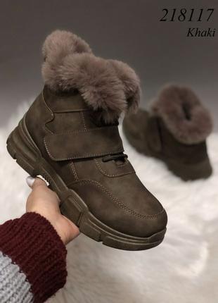 Крутейшие женские ботинки Зима