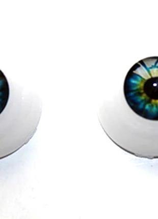 Глаза для кукол 20, 22,  24 мм.