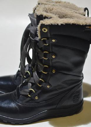 Зимние ботинки timberland mount hope mid waterproof snow boots