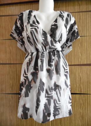 Платье лето новое atmosphere размер 12 – идет на 46-48+.