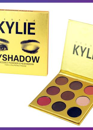 "Тени для век Кайли Дженнер ""Бронзовая Палитра"" | Kylie Jenner ..."