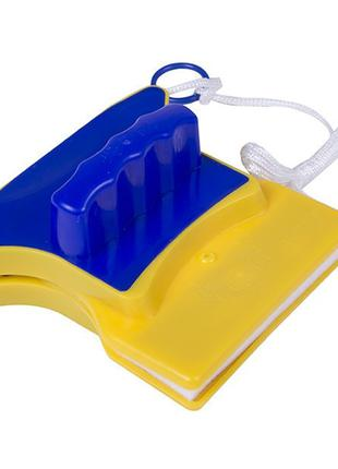 Двусторонняя щетка для мытья окон Double Side Glass Cleaner - ...