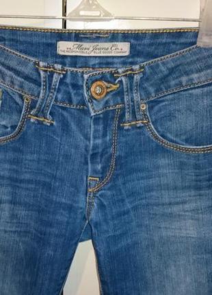 Турецкие джинсы mavi