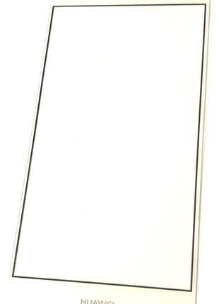 Стекло дисплея Huawei G9 Lite, P9 Lite White (для переклейки)